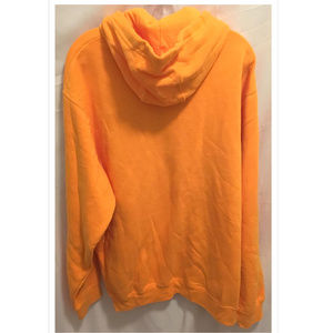 VF Imagewear Jackets & Coats - Size 2X 2XL Unisex Hoodie Yellow Orange
